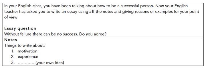 b2 essay